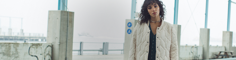neue JackenMäntel Damen KollektionRVCA für Online Die c5RS4ALq3j